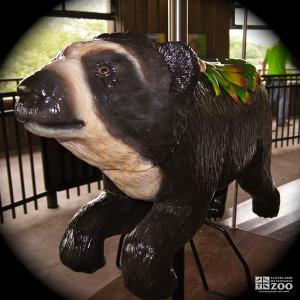 Andean Bear - Carousel