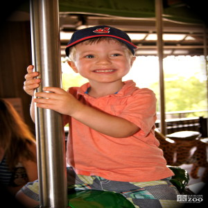 Kids on Carousel 2