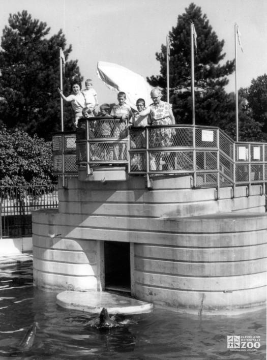1941 - Sea Lion Pool