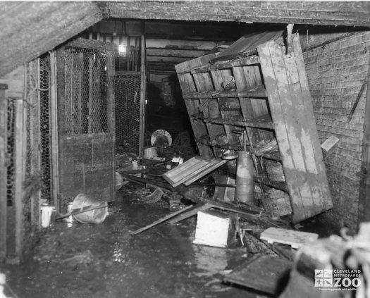 1959 - Flood Damage - Main Building (2)
