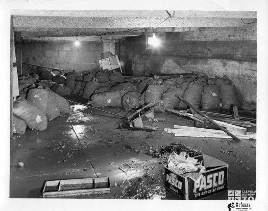 1959 - Flood Damage - Storage
