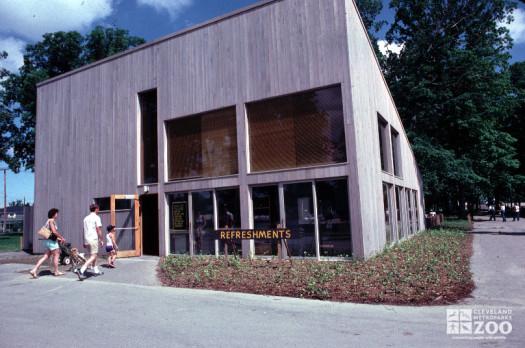 1981 - Refreshment Stand - PCA