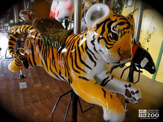 Amur Tiger Cub - Carousel