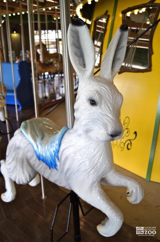 Arctic Hare - Carousel