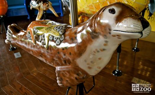 Harbor Seal - Carousel