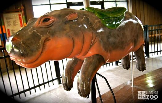 Nile Hippo - Carousel