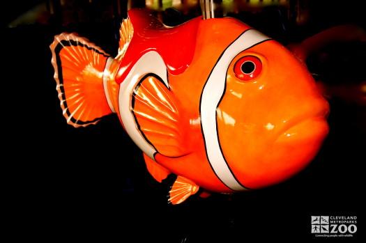 Orange Clownfish - Carousel