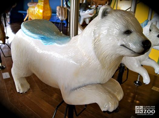 Polar Bear Cub - Carousel