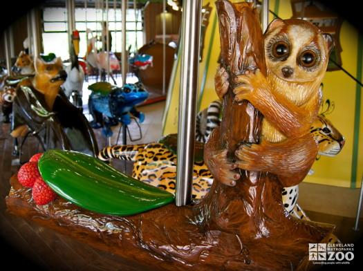 Pygmy Slow Loris - Carousel