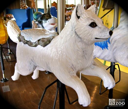 Arctic Fox =- Carousel