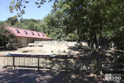 Rhino Enclosure