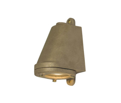 0749 Mast Light, Mains Voltage + LED, Sandblasted Bronze by Davey Lighting Limited