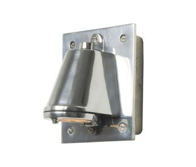 0750 Mast Light with Cast Transformer Box, Anodised Aluminium by Davey Lighting Limited