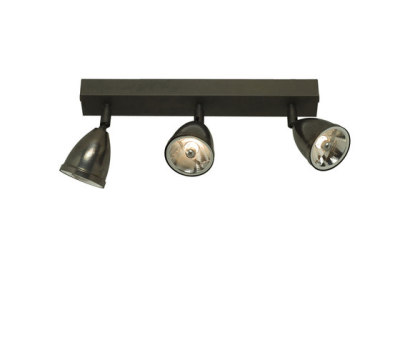 0764 Double Spotlight with Shade + Transformer Weathered Brass 0820 by Davey Lighting Limited