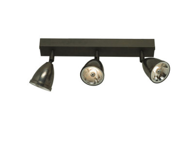 0765 Triple Spotlight with Shade + Transformer Weathered Brass 0820 by Davey Lighting Limited