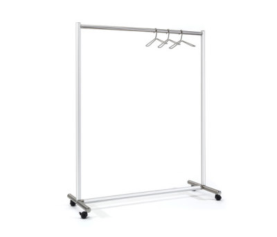 1809 Coat stand on wheels by ESIT