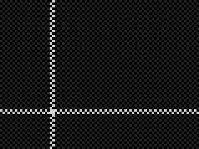 2Tone FX Checker black & grey by kymo