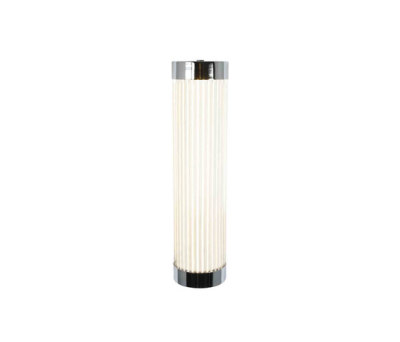 7211 Pillar LED wall light, 40/10cm, Chrome Plated by Davey Lighting Limited