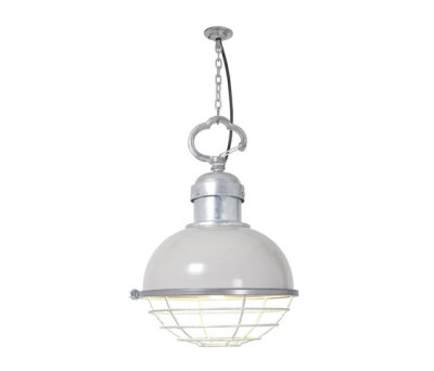 7243 Oceanic Pendant, Putty Grey by Davey Lighting Limited