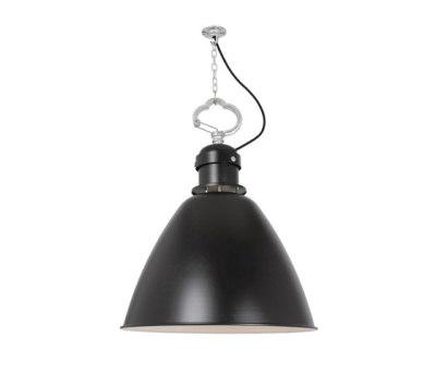 7380 Medium Pendant, Black by Davey Lighting Limited