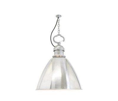 7380 Small Pendant, Aluminium by Davey Lighting Limited