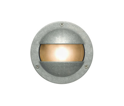 8037 Miniature Exterior Bulkhead, Double Shield, G9, Aluminium by Davey Lighting Limited