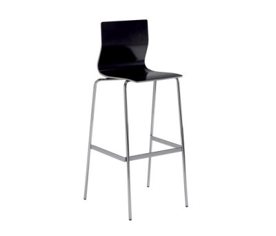 Adam bar stool by Materia