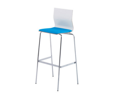 Adam bar stool by Materia