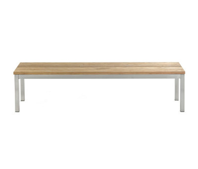 Adria bench by Fischer Möbel