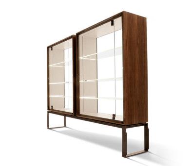 Aei Glass Cabinet by Giorgetti