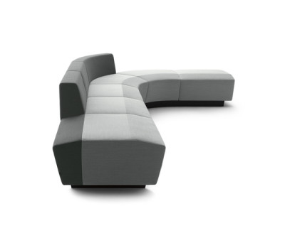 Affair Corner sofa by COR