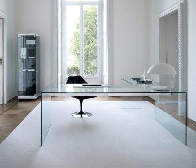 Air Desk L by Gallotti&Radice