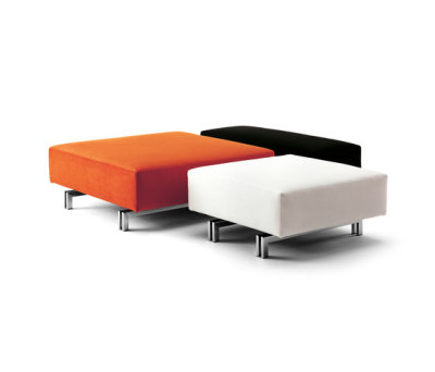 Alexander | pouf by Mussi Italy