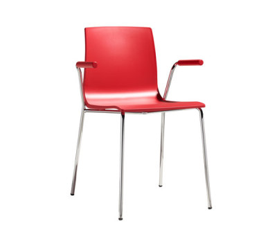Alice with open armrests by Scab Design