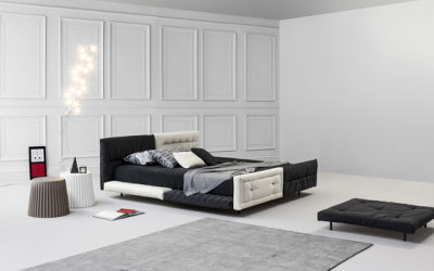 Alvar Bed by Bonaldo