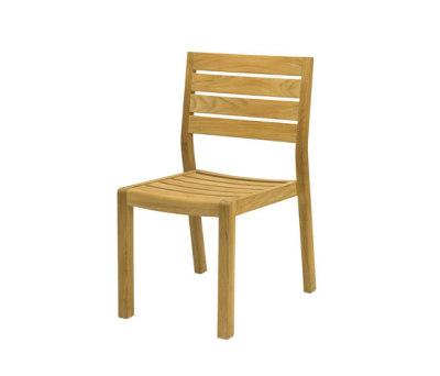 Ambra chair - teak by Ethimo