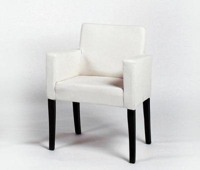 Andrew armchair by Lambert
