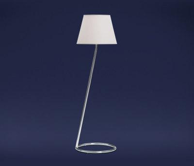 Angle Floor lamp by Flou