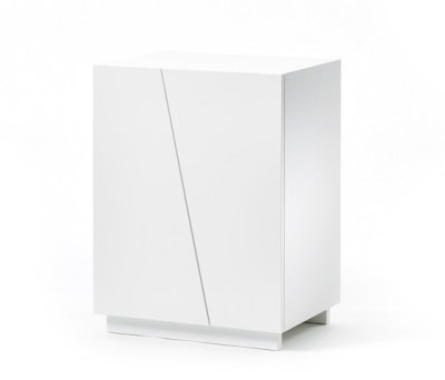 Angle Storage Low Cabinet W 60 by A2 designers AB
