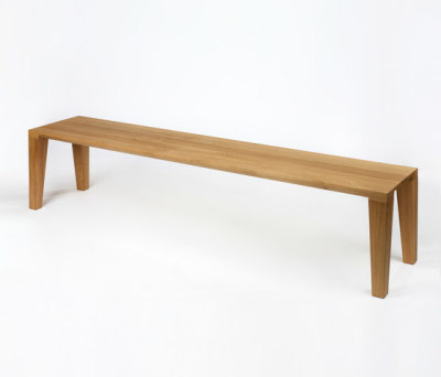 Aracol bench by Lambert