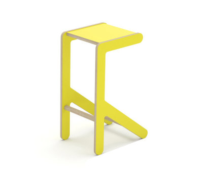 Arrow barstool by KLOSS