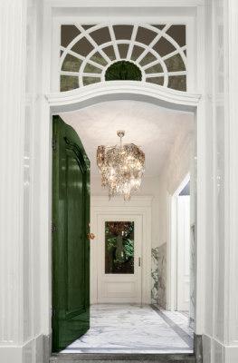 Arthur chandelier conical by Brand van Egmond
