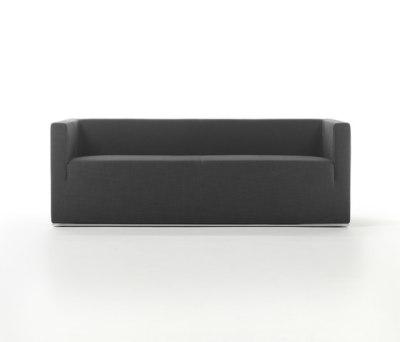 Ascot Low Sofa by Giulio Marelli