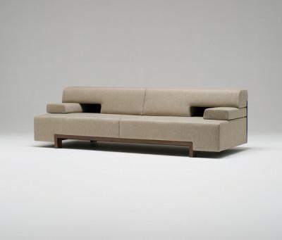 Atilla sofa by Conde House Europe