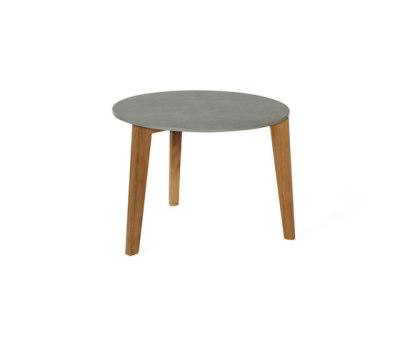 Attol Ceramic Side Table by Oasiq