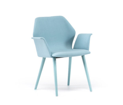 Ava Armchair by Bross
