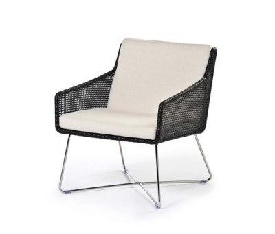 Avalon outdoor armchair by Varaschin