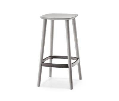 Babila stool by PEDRALI