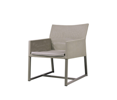 Baia Hemp casual chair by Mamagreen