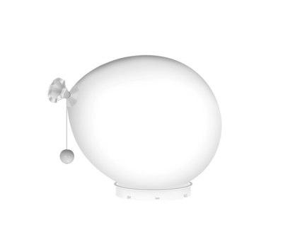 Ballon Table Lamp by Illum Kunstlicht